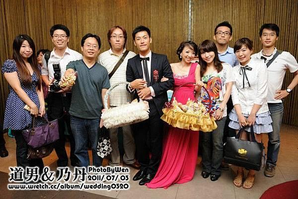 703小男♥小丹 Love婚宴