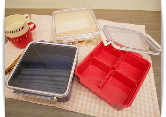 Afternoon tea野餐盒一共有三層