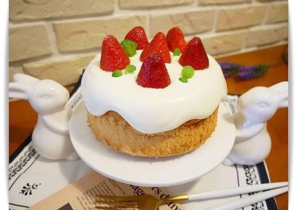 首草莓蛋糕