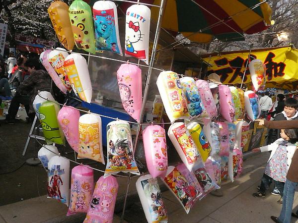 日本的棉花糖袋子超可愛