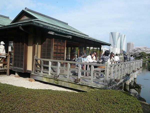 中島御茶屋