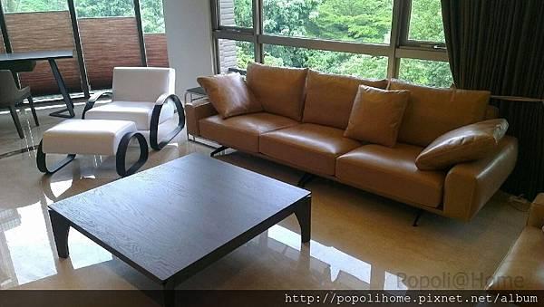 訂做沙發FlexformF002款式