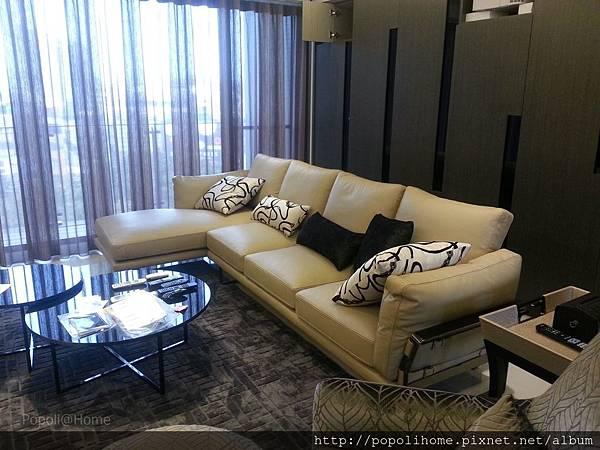 訂做沙發FendiF001款式