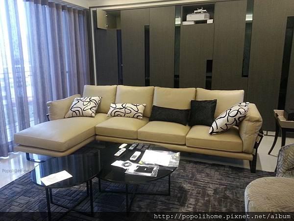 訂做沙發FendiF002款式