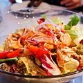 泰式雞肉沙拉~好吃喔!