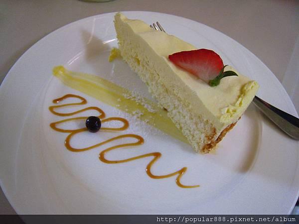 套餐的甜點