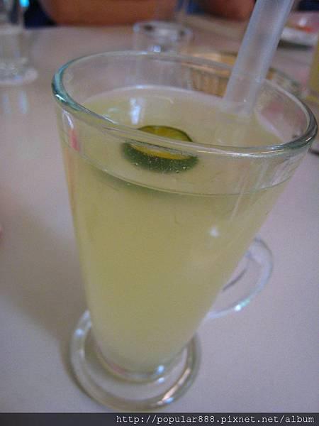 蜂蜜檸檬蘆薈