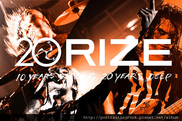 "RIZE TOUR 2016 ""RIZE IS BACK"" in TAIPEI"