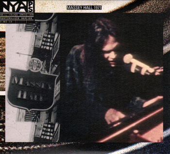 Neil Young/Live At Massey Hall 1971