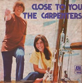 The Carpenters 「(They Long to Be) Close to You」