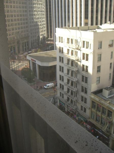 舊金山很忙碌