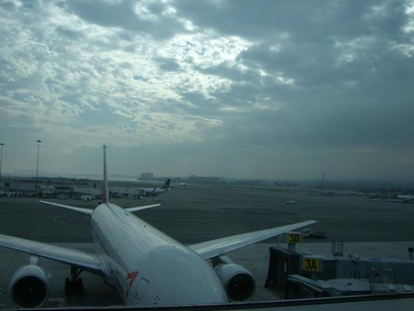 又要搭飛機去San giego