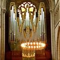 教堂必備的管風琴