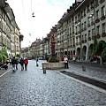 來到了瑞士首都---伯恩