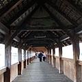 卡貝爾橋---1333年完成的木橋