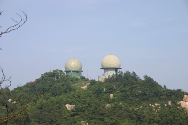 金門(太武山雷達站)