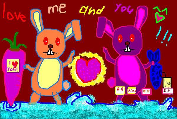 135兔子海上戀愛