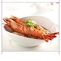 醬燒蒜香鮮蝦