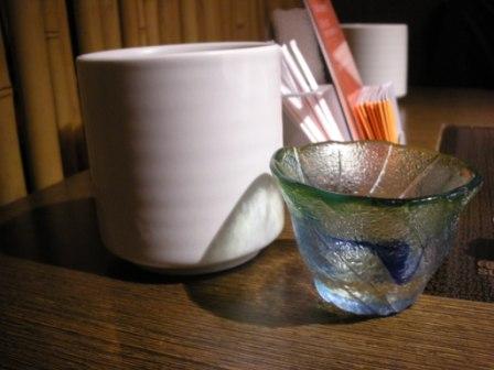 熱茶+梅子醋