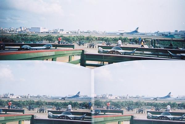 小港看飛機