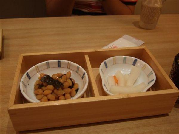 小菜,醃蘿蔔很好吃