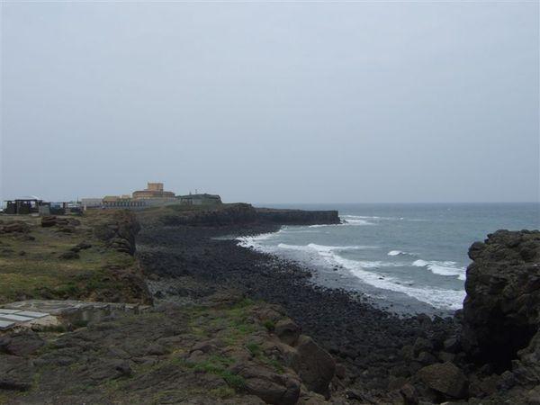 西嶼的海岸風情