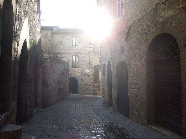 初訪Assisi