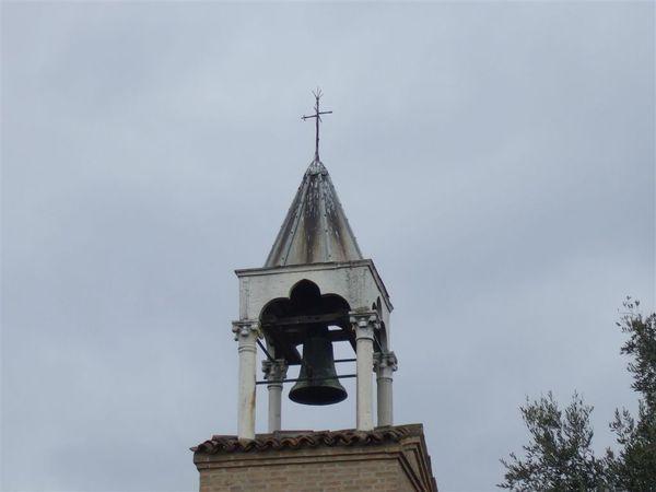 教堂少不了的~鐘樓