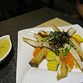 香煎杏菇排佐食蔬...超輕食