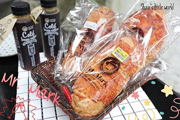 食記 ∥屏東∥ Mr.Mark馬可先生麵包坊-屏東店 ๑馬可先生德國月週年慶-起士季麵包品項開箱