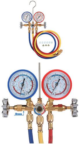 R410冷煤壓力錶