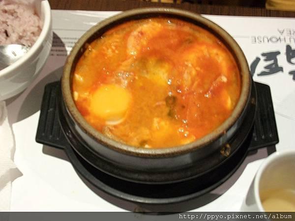 海陸嫩豆腐煲