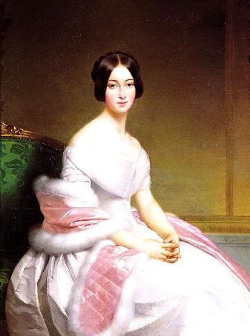 布蘭濟夫人肖畫