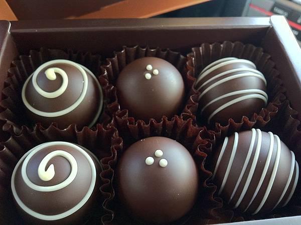 酒心巧克力禮盒