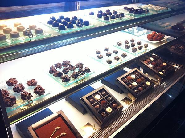 巧克力都好好吃
