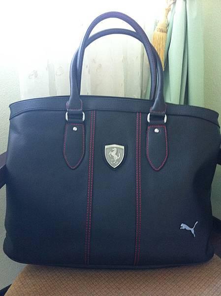 老公的新包包