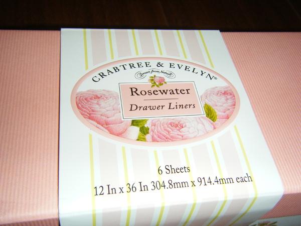 盒子也都是薔薇香味