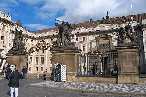 Pražský hrad7
