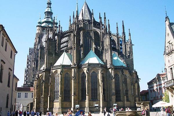 Pražský hrad9