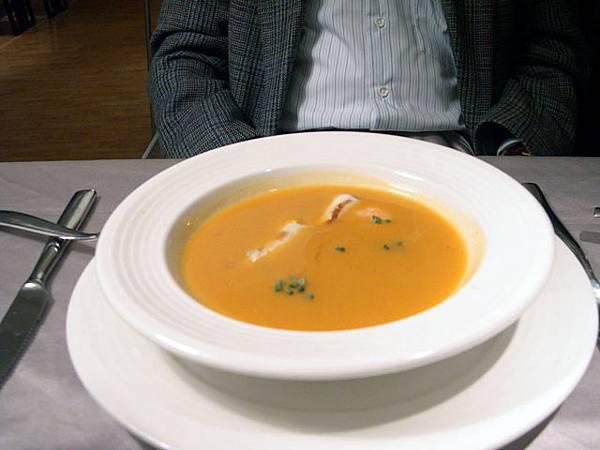 法式海鮮濃湯