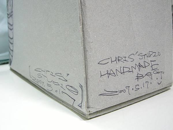 Chris' Studio 手工紙袋