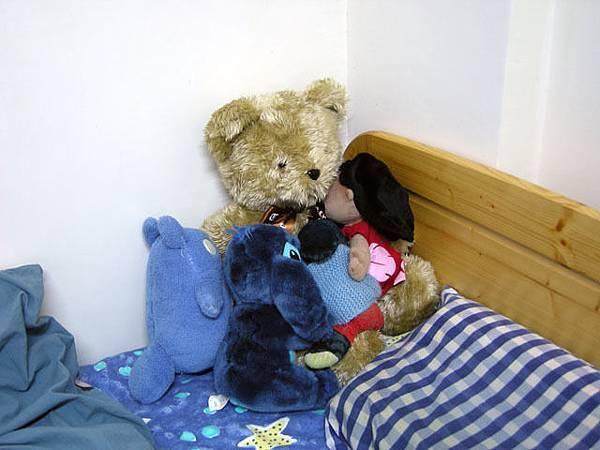 大家都喜歡窩大熊=ˇ=