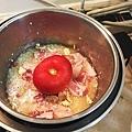 整個番茄飯