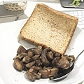 炒蘑菇/起司