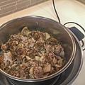 菇菇雞炊飯