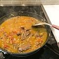 蕃茄牛肉濃湯