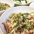 培根義大利麵