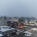 聖誕夜下雪