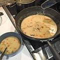 蘑菇胡蘿蔔濃湯