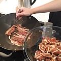 蜜汁豬肉片